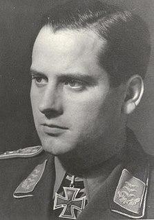 Gerhard Schöpfel German flying ace