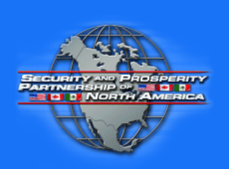 Security and Prosperity Partnership of North America - Image: Security and Prosperity Partnership of North America (emblem)