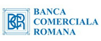 Banca Comercială Română - The original BCR logo used from 1992 to 2007
