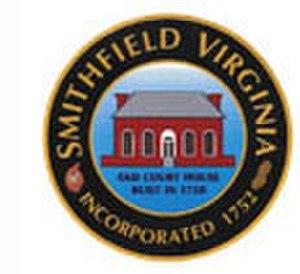Smithfield, Virginia - Image: Smithfield Seal