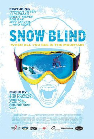 Snow Blind (film) - Image: Snowblind