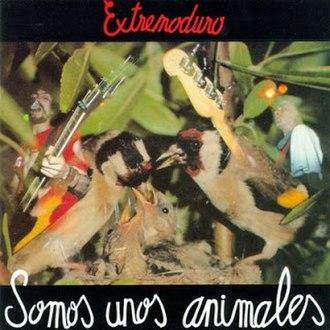 Somos unos Animales - Image: Somosunosanimales 1995