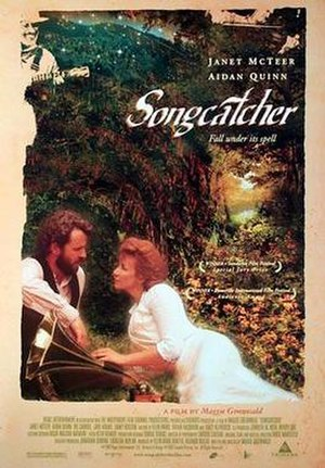 Songcatcher - Theatrical release poster