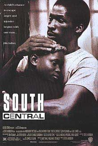 South Central (film) - Theatrical release poster