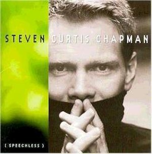 Speechless (Steven Curtis Chapman album) - Image: Speechless.scc