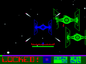 Star Fire - Screenshot of Star Fire