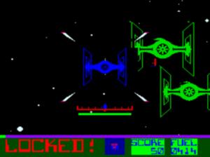 Star Fire - Screenshot of Star Fire
