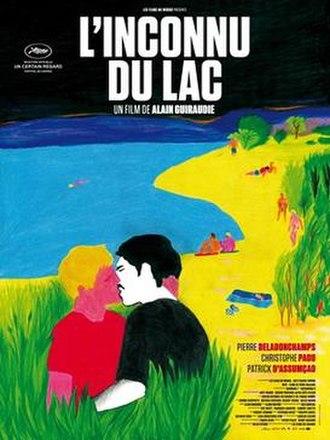 Stranger by the Lake - Film poster