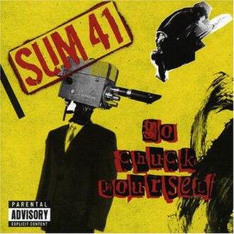 Go Chuck Yourself - Image: Sum 41 Go Chuck Yourself