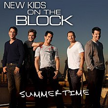 New Kids On The Block Summertime Video