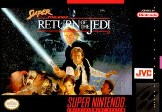 <i>Super Star Wars: Return of the Jedi</i> 1994 video game