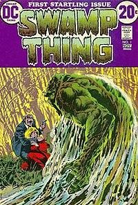 Swamp Thing - Wikipedia