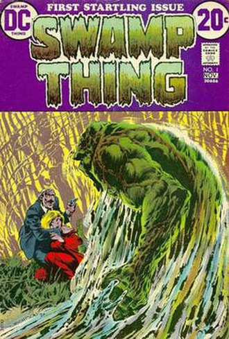 Swamp Thing - Image: Swthing 01