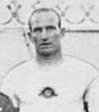Rugby union at the 1908 Summer Olympics - Syd Middleton DSO, OBE