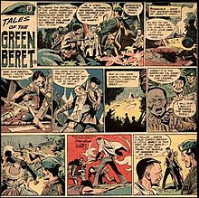 Tales of the Green Beret comic strip.jpg