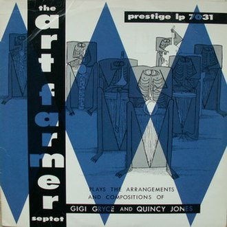 The Art Farmer Septet - Image: The Art Farmer Septet