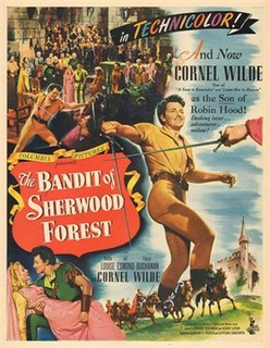 <i>The Bandit of Sherwood Forest</i> 1946 film by Henry Levin, George Sherman