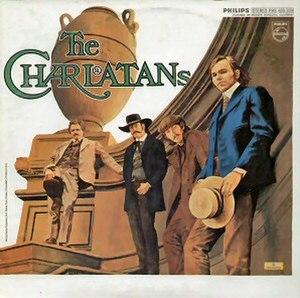 The Charlatans (1969 album) - Image: The Charlatans (U.S. band album)