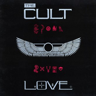 Love (The Cult album) - Image: The Cult Love