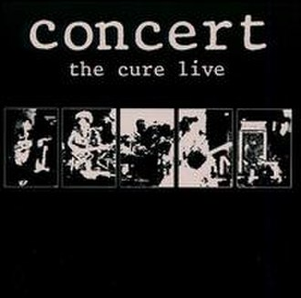 Concert: The Cure Live - Image: The Cure Concert