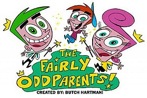 The Fairly OddParents - A postcard for The Fairly OddParents segment on Nickelodeon's Oh Yeah! Cartoons
