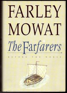 <i>The Farfarers</i> book by Farley Mowat