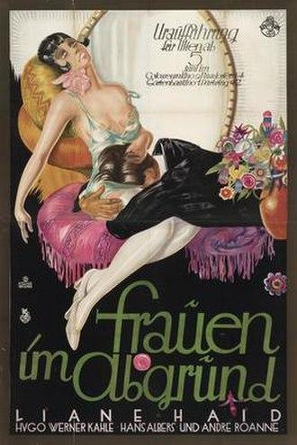 The Golden Abyss - Austrian poster