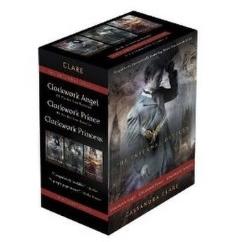 The Infernal Devices - Image: The Infernal Devices box set