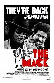 <i>The Mack</i> 1973 film by Michael Campus