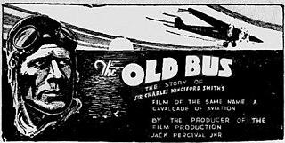 <i>The Old Bus</i> 1934 documentary film