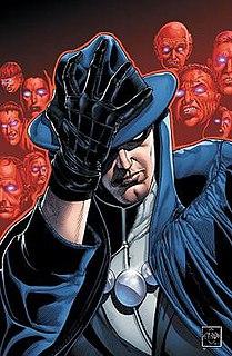 Phantom Stranger Fictional comic book character