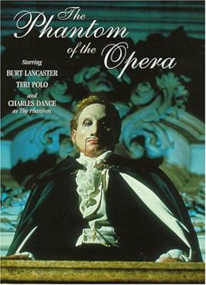 The Phantom of the Opera (miniseries) - Official DVD cover