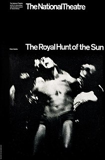 <i>The Royal Hunt of the Sun</i> 1964 theatre piece by Peter Shaffer