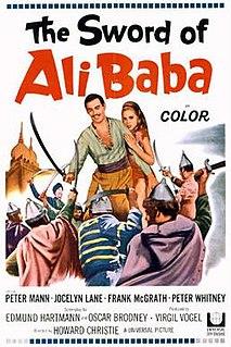 <i>The Sword of Ali Baba</i> 1965 film by Virgil W. Vogel