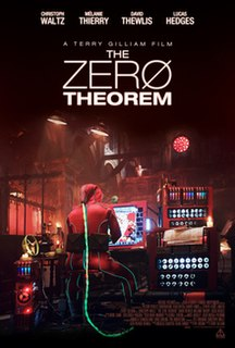<i>The Zero Theorem</i> 2013 film by Terry Gilliam