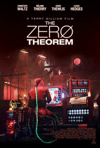 The Zero Theorem - Theatrical release poster
