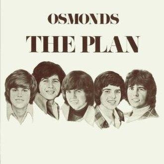 The Plan (The Osmonds album) - Image: Theosmondstheplan