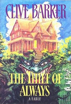 The Thief of Always - First edition
