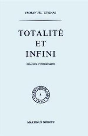 Totality and Infinity - Cover of the French edition