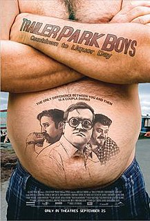 <i>Trailer Park Boys: Countdown to Liquor Day</i> 2009 film by Mike Clattenburg