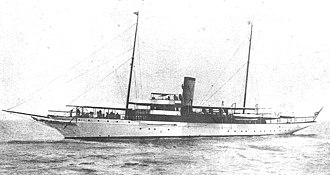 Action of 8 May 1918 - Image: USS Lydonia 1917 1919