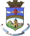Coat of arms of Vallo della Lucania