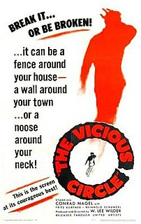 <i>The Vicious Circle</i> (1948 film) 1948 film by W. Lee Wilder