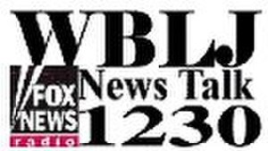 WBLJ (AM) - Image: WBLJ News Talk 1230 logo