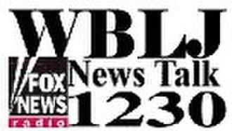 WBLJ (AM) - Image: WBLJ News Talk 1230 logo