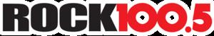 WJRL-FM - Image: WJRL ROCK100.5 logo