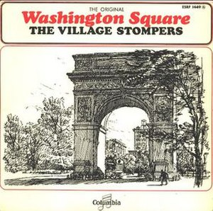 Washington Square (composition) - Image: Washington Square cover