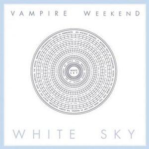 White Sky (song) - Image: White Sky cover