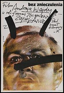 <i>Without Anesthesia</i> 1978 Polish film by Andrzej Wajda