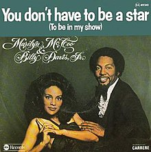 You Don't Have to Be a Star - Marilyn McCoo and Billy Davis, Jr.jpg